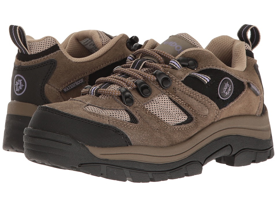 Nevados - Klondike Low WP (Chocolate/Stone/Hyacinth 1) Women's Lace up casual Shoes