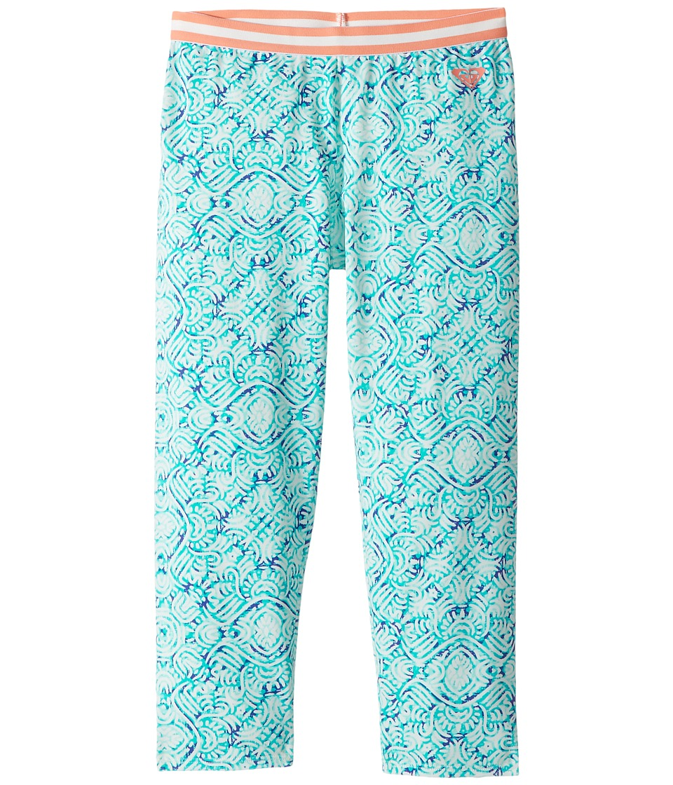 Roxy Kids - Smile If You Can Pants (Big Kids) (Marshmallow in the Flow) Girl's Casual Pants