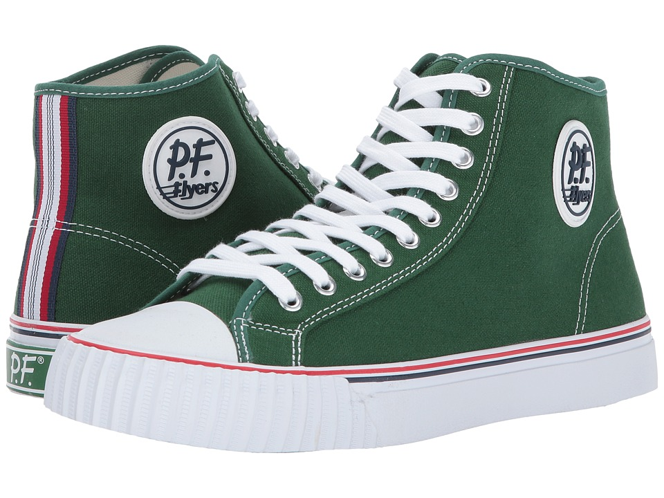 PF Flyers Center Hi (Eden Canvas) Men