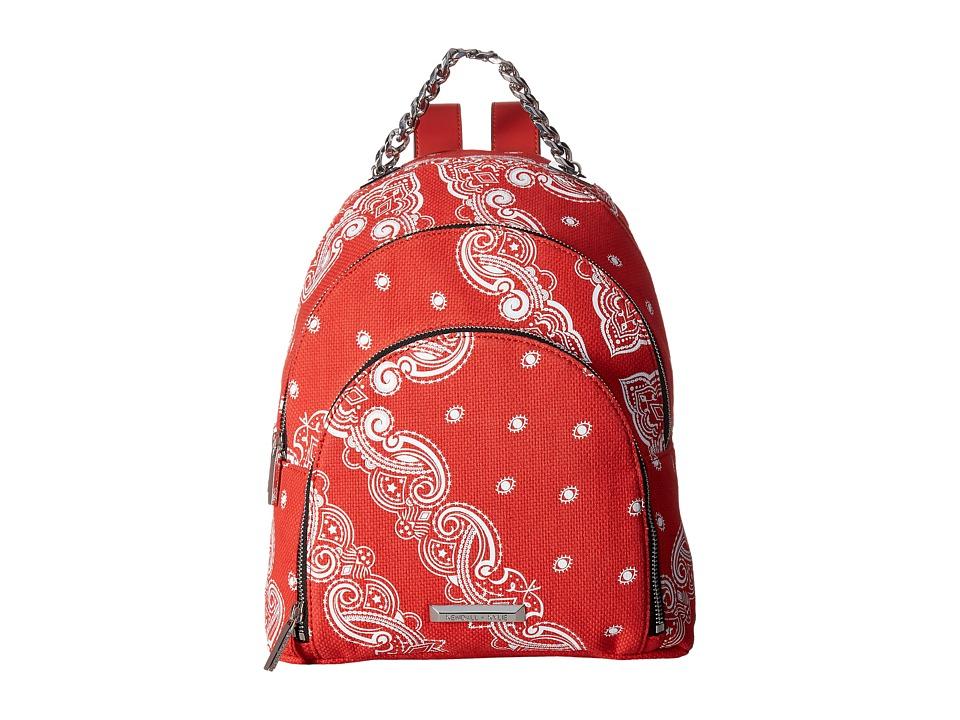 KENDALL + KYLIE - Sloane Bandana (Paprika Red) Backpack Bags
