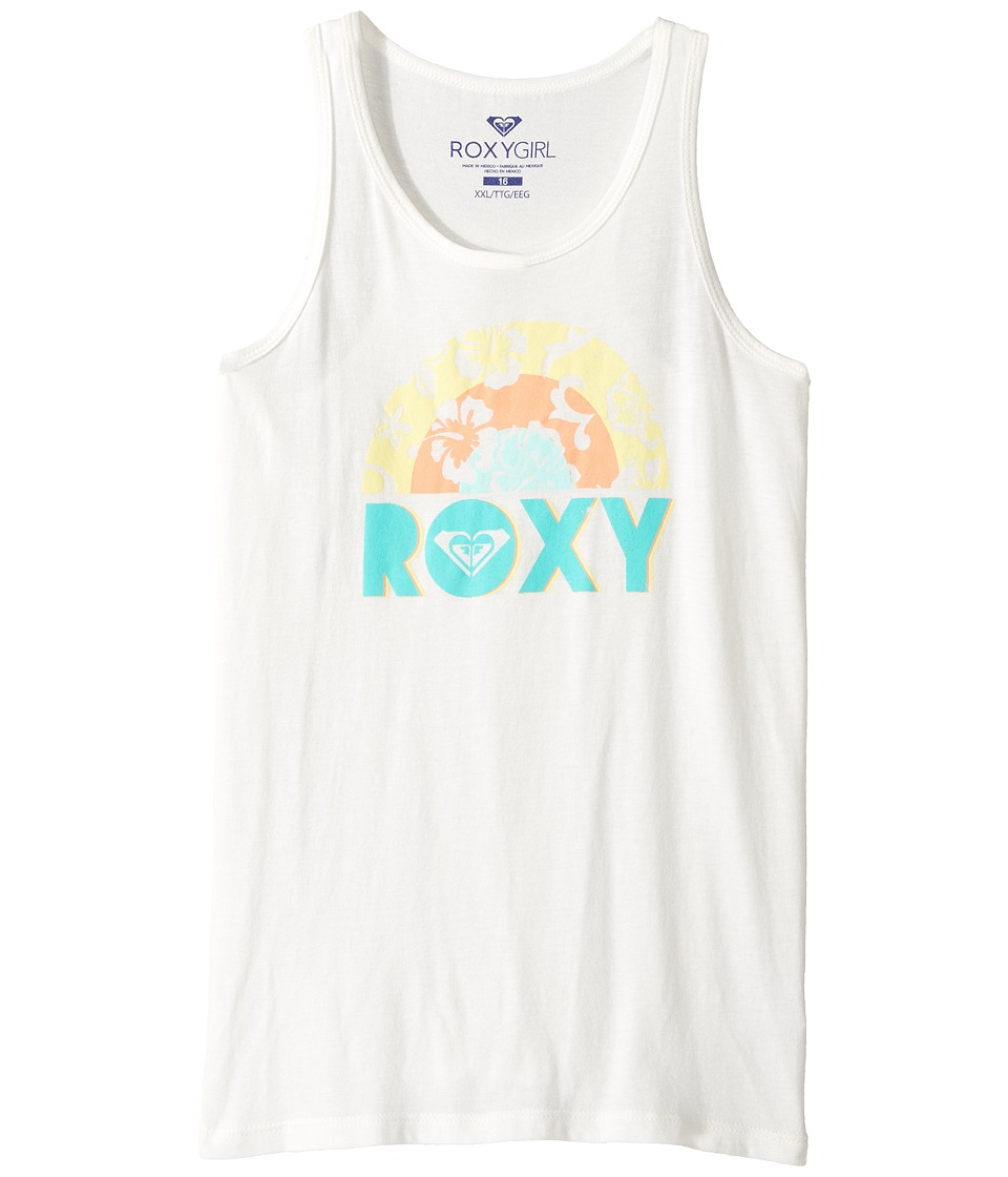 Roxy Kids - Rainbow Spirit Tank Top (Big Kids) (Sea Spray) Girl's Sleeveless