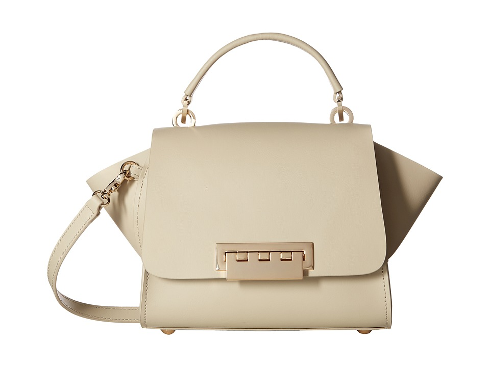 ZAC Zac Posen - Eartha Iconic Mini Top-Handle Solid (Almond) Top-handle Handbags