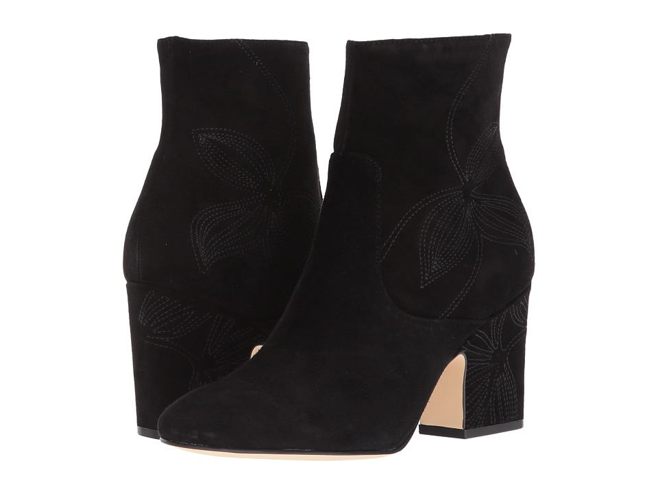 Marc Fisher LTD Johnny (Black Suede) Women