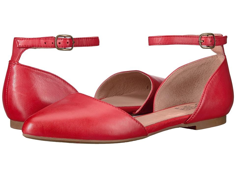 Miz Mooz - Beckie (Red) Women's Sandals
