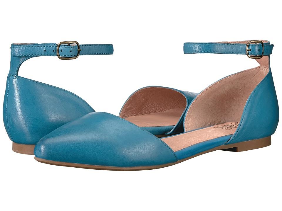 Miz Mooz Beckie (Blue) Women