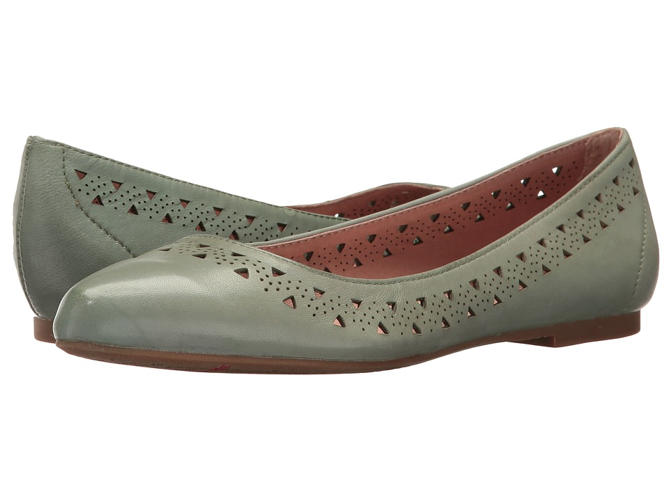 Miz Mooz - Bombay (Sage) Women's Sandals