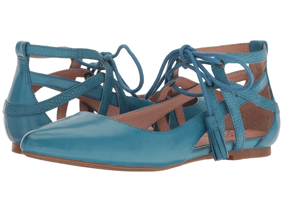 Miz Mooz Buffy (Blue) Women