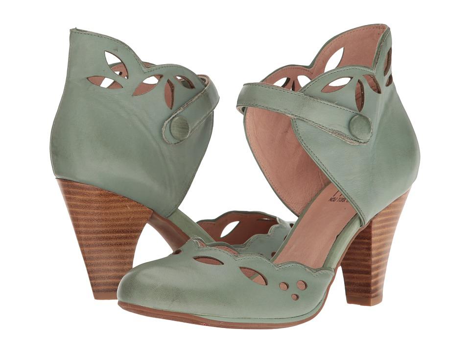 Miz Mooz - Carlotta (Sage) Women's 1-2 inch heel Shoes