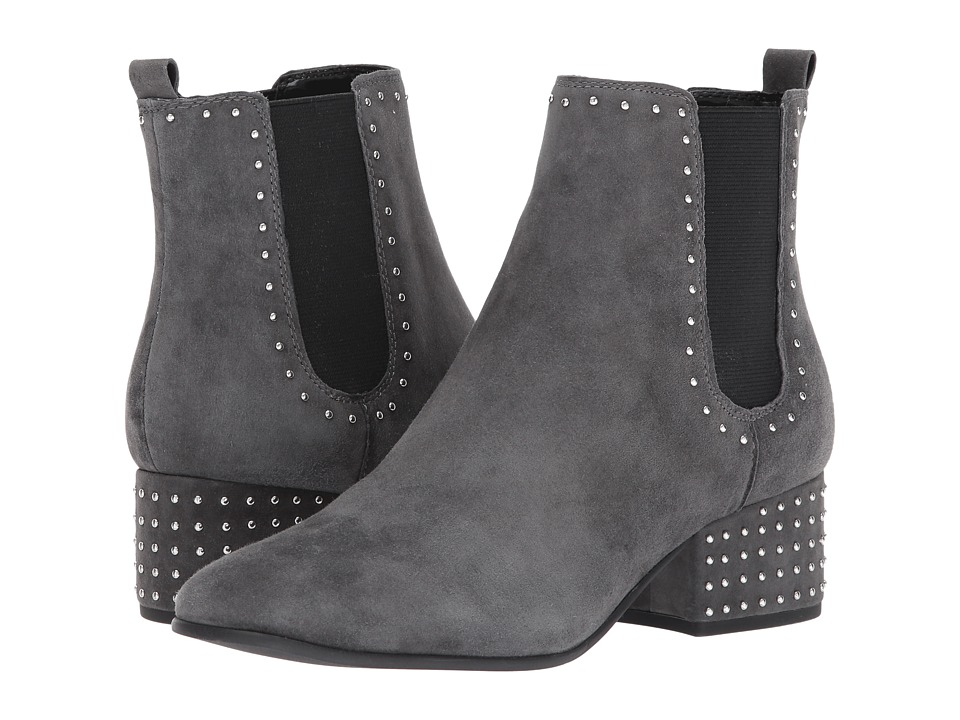 Marc Fisher LTD Tango (Shadow Grey/Black Suede) Women