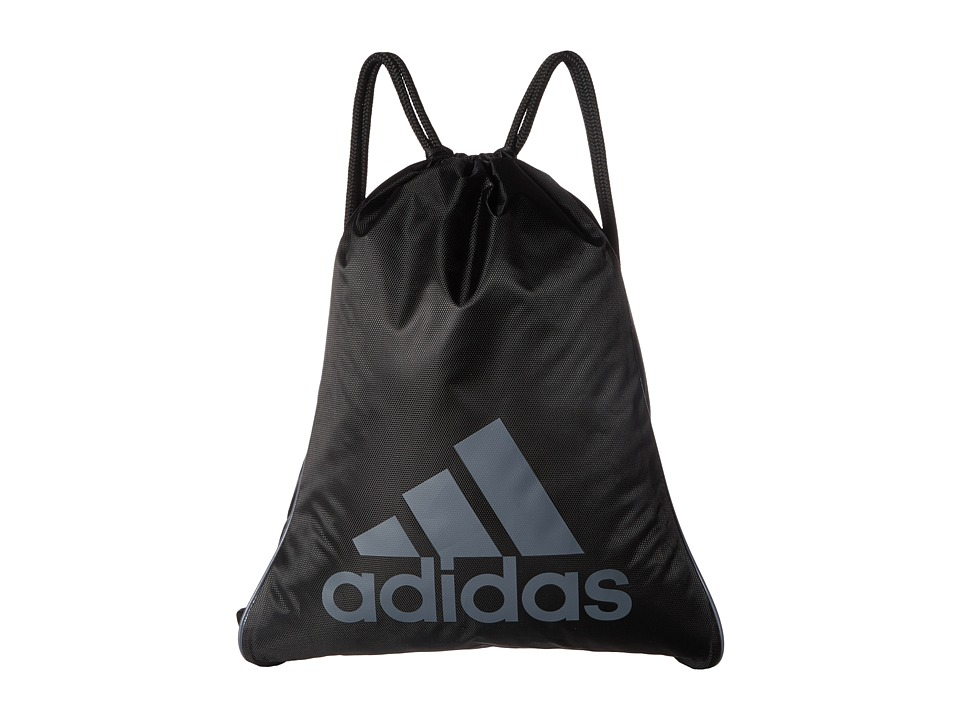 adidas - Burst Sackpack (Black/Onix) Bags