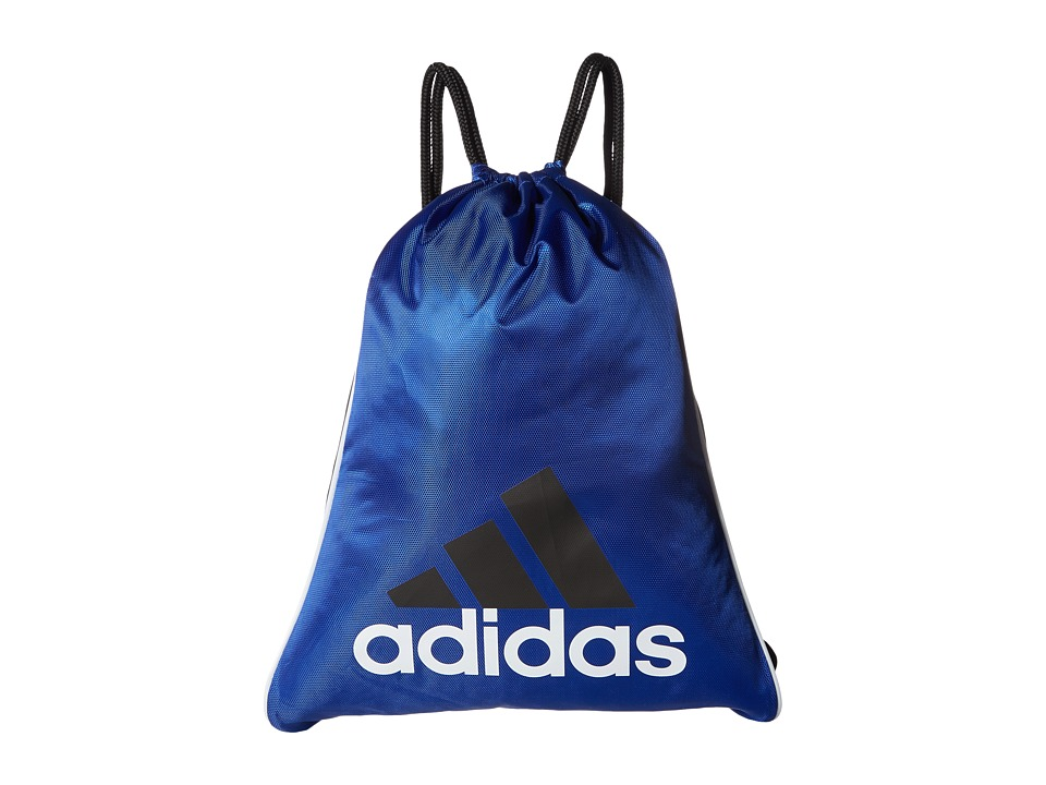 adidas - Burst Sackpack (Bold Blue) Bags