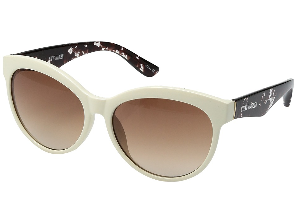 Steve Madden - Violet (White) Fashion Sunglasses