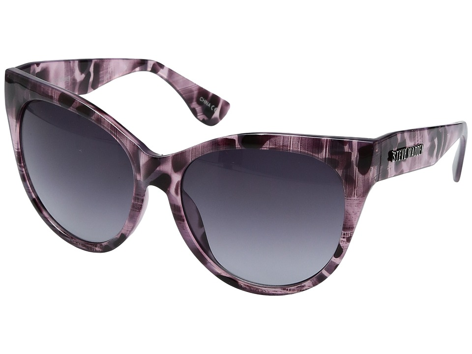 Steve Madden - Ruby (Purple) Fashion Sunglasses