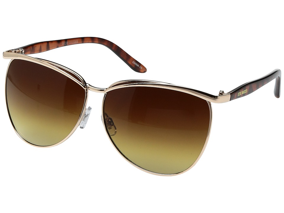 Steve Madden - Kendall (Tortoise) Fashion Sunglasses