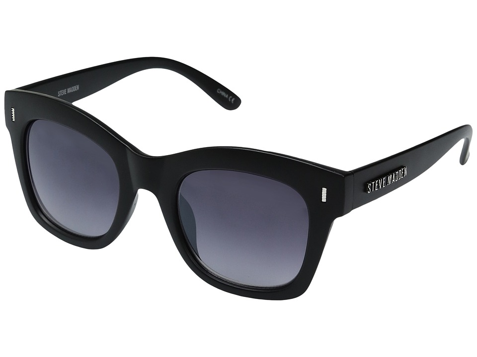 Steve Madden - Monica (Black) Fashion Sunglasses