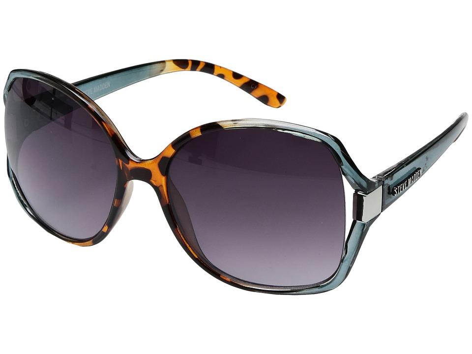 Steve Madden - Elsa (Brown Animal) Fashion Sunglasses