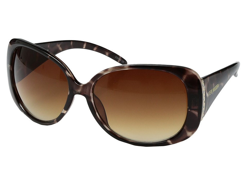 Steve Madden - Kylie (Tortoise) Fashion Sunglasses