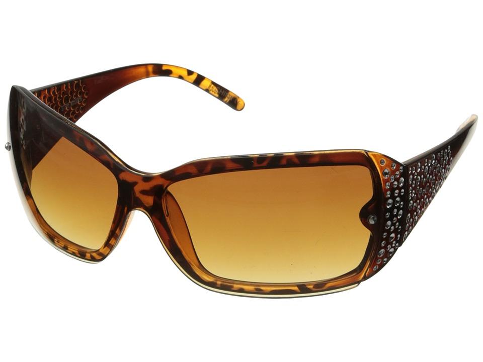 Steve Madden - Sydney (Tortoise) Fashion Sunglasses