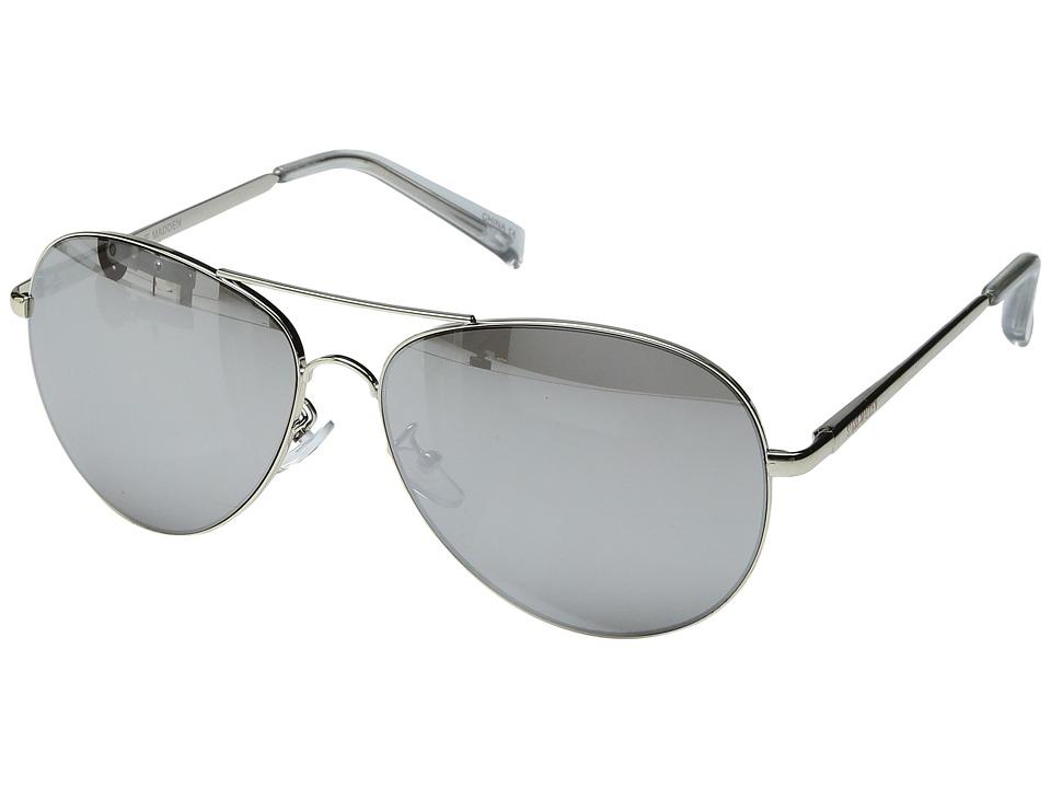 Steve Madden - Keira (Silver) Fashion Sunglasses
