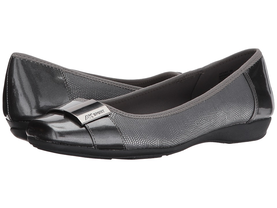 Anne Klein - Uro (Pewter Multi Synthetic) Women's Shoes