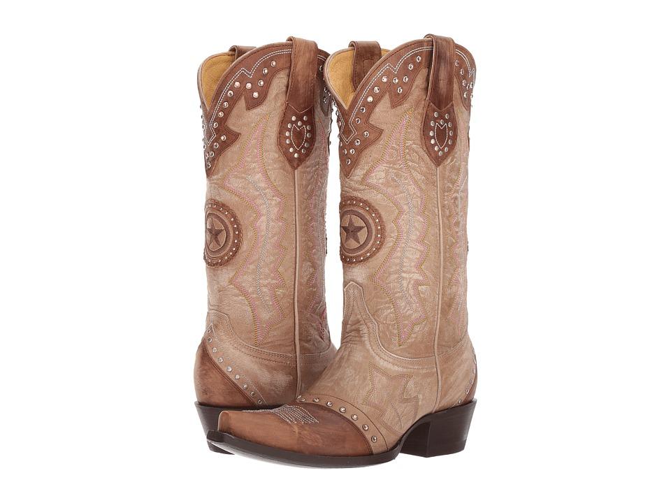 Old Gringo Grafton (Bone/Oryx) Cowboy Boots