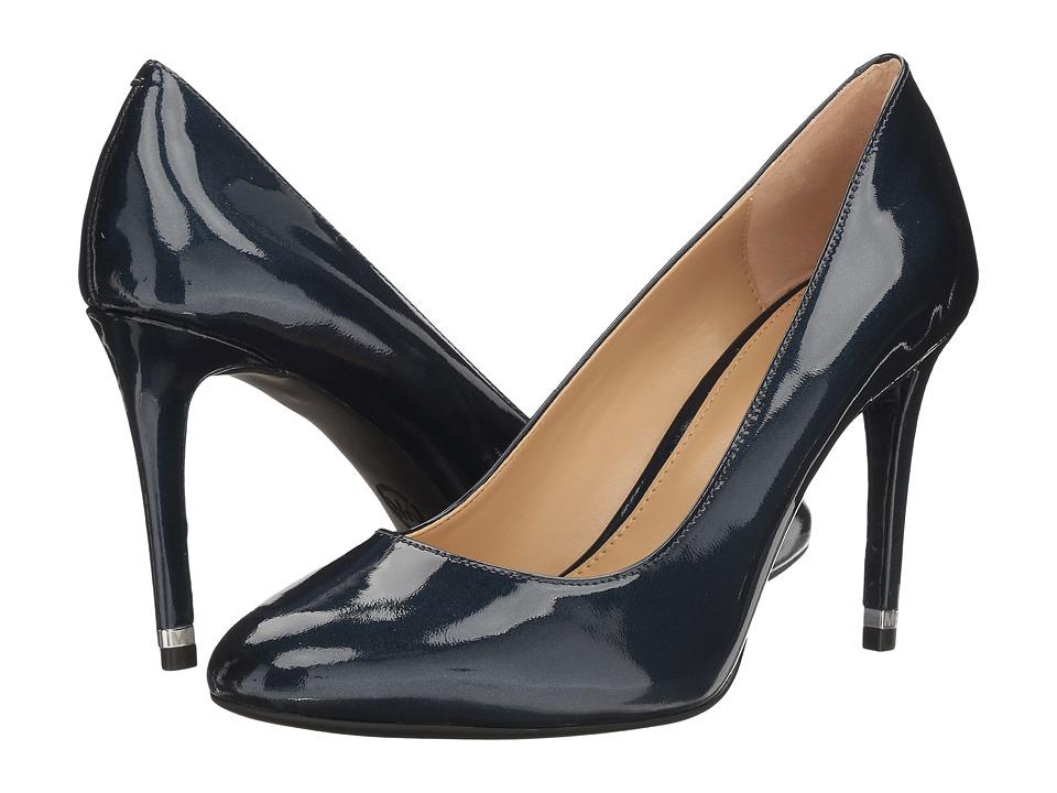 MICHAEL Michael Kors - Ashby Flex Pump (Admiral) Women's Shoes