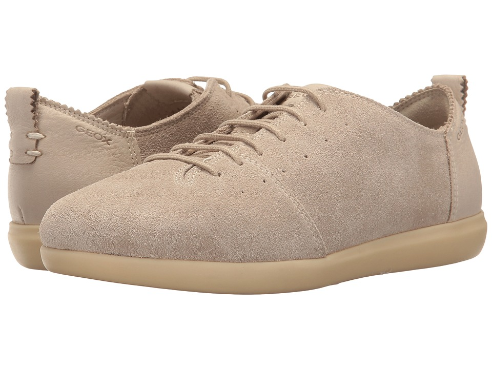 Geox - W NEW DO 2 (Light Taupe) Women's Shoes