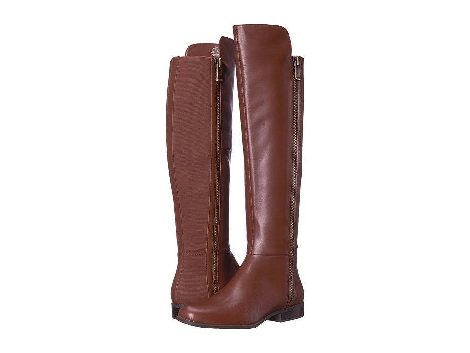 Bandolino - Camme (Cognac Leather) Women's Shoes