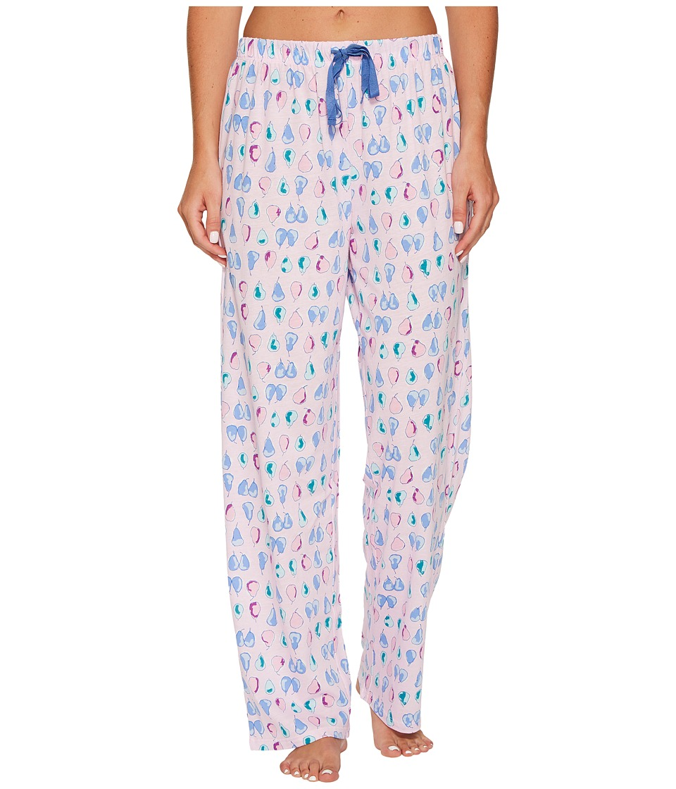 Jockey - Cotton Jersey Printed Long Pants (Juicy Pears) Women's Pajama