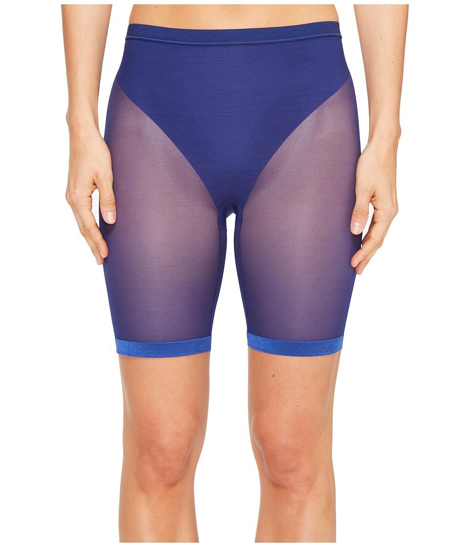 DKNY Intimates - Modern Lights Thigh Slimmer DK1021 (Pilot Blue) Women's Underwear