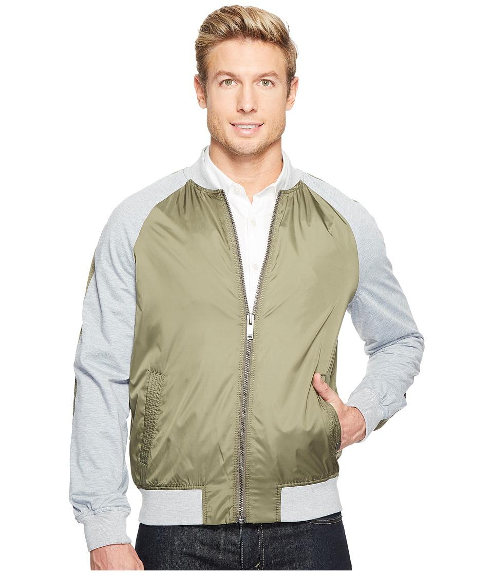 Calvin Klein Jeans - Flex Utility Jacket (Rosemary) Men's Coat