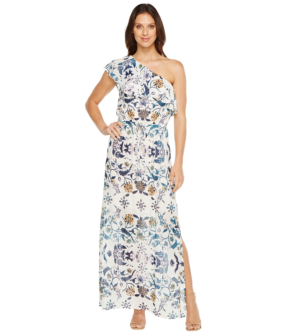 Lucky Brand Skylar Floral Maxi Dress