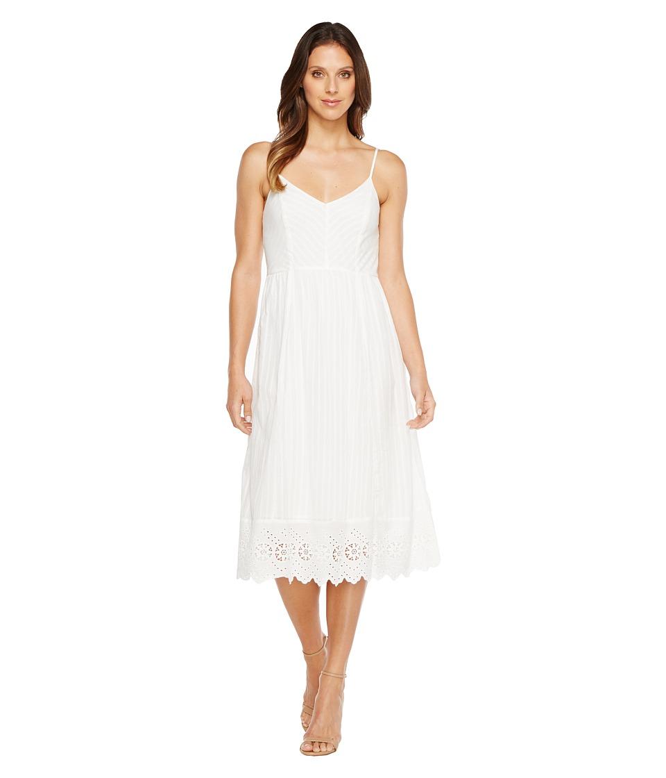 Lucky Brand Candi Dress (Lucky White) Women
