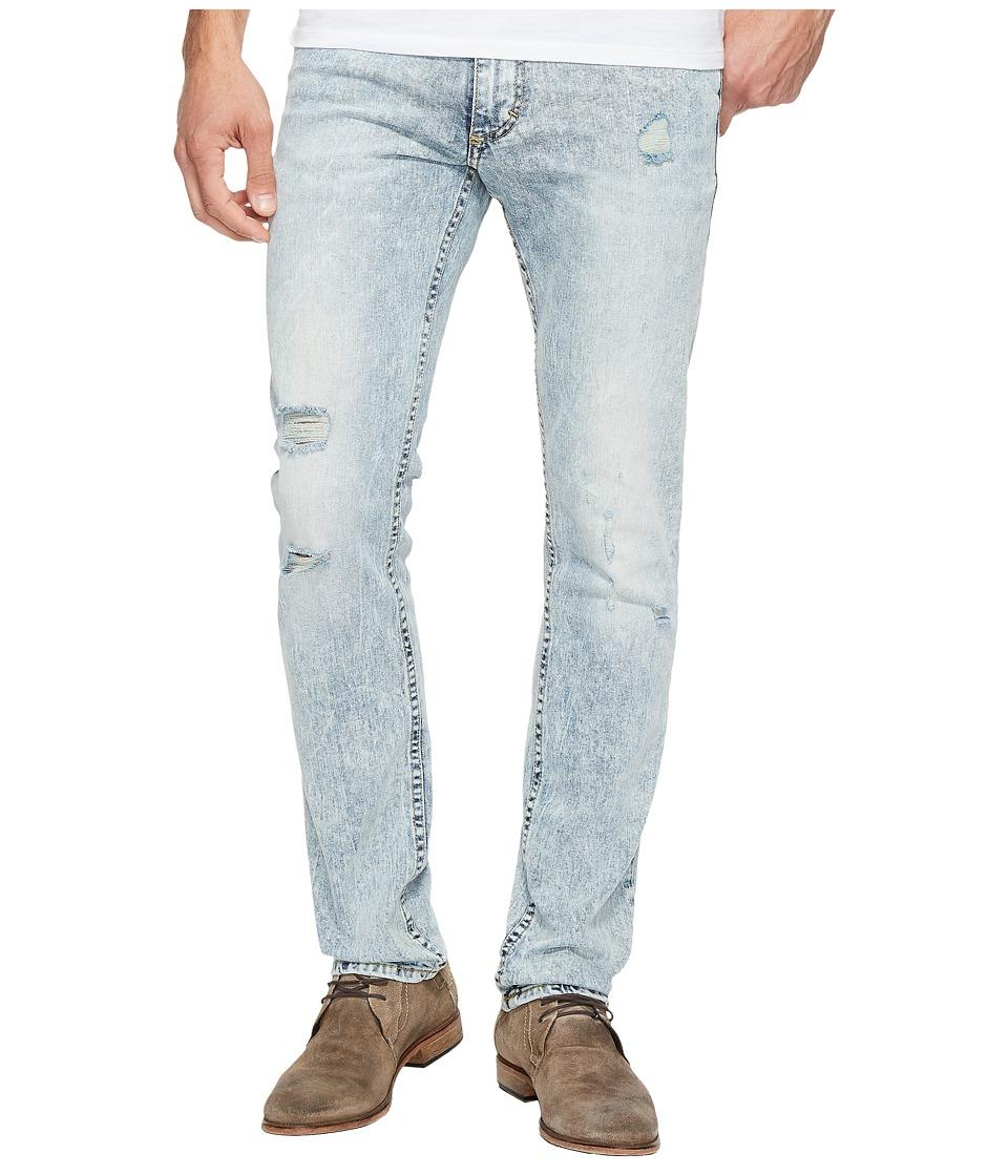 Calvin Klein Jeans Slim Fit in Salt Water Indigo Wash (Salt Water Indigo) Men