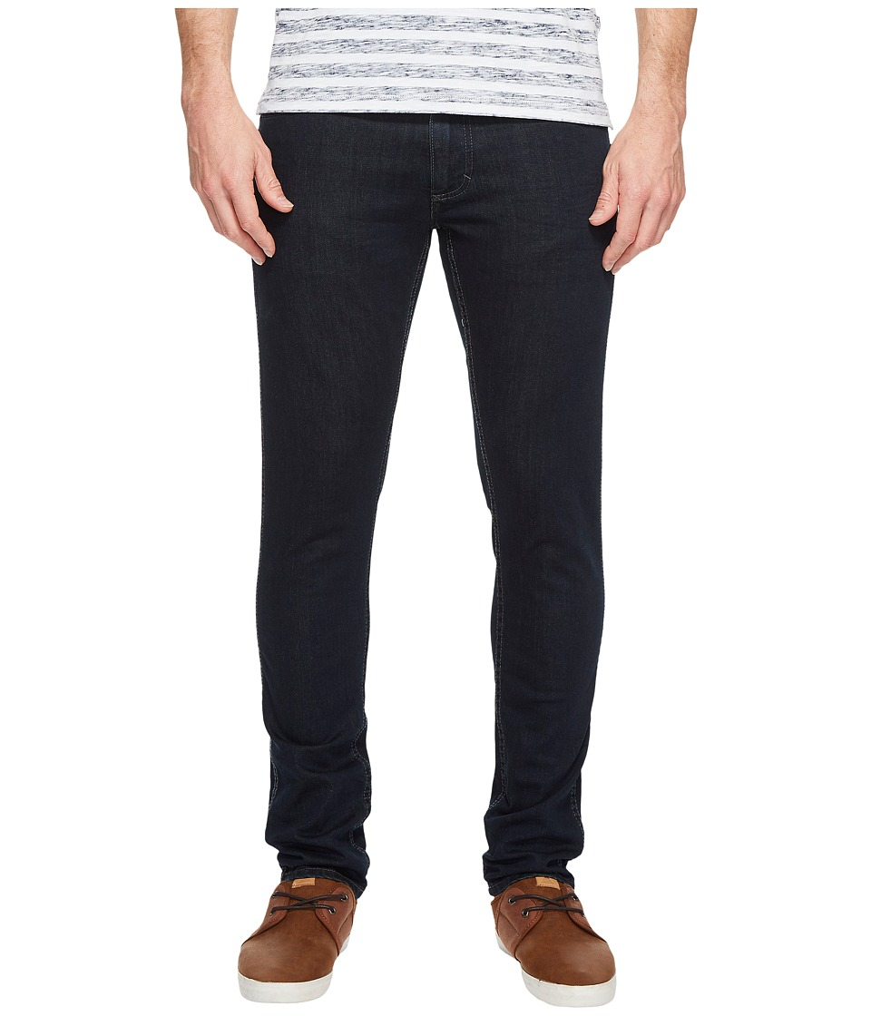 Calvin Klein Jeans - Sculpted Slim Jeans in Clean Industrial Blue Wash (Clean Industria Blue) Men's Jeans