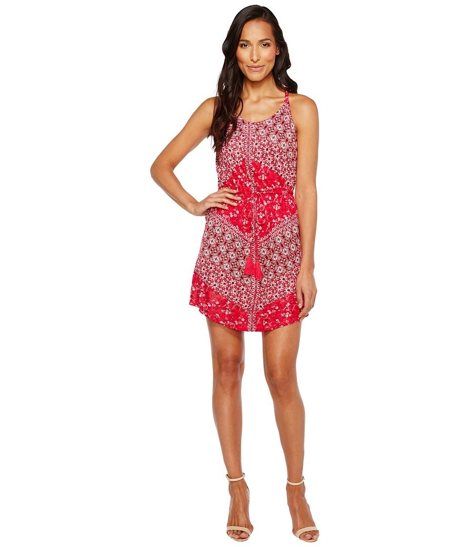 Lucky Brand - Nora Dress (Pink Multi) Women's Dress