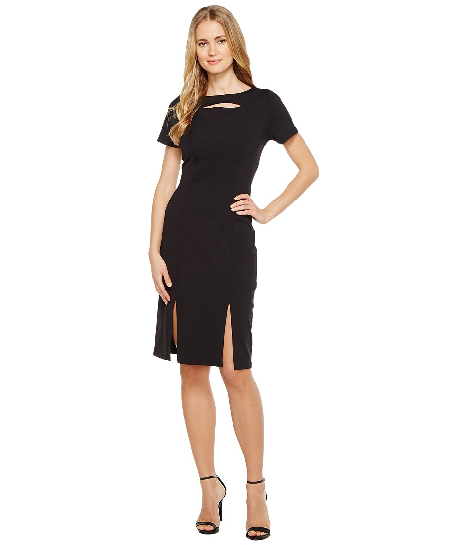 Susana Monaco Mila Dress (Black) Women