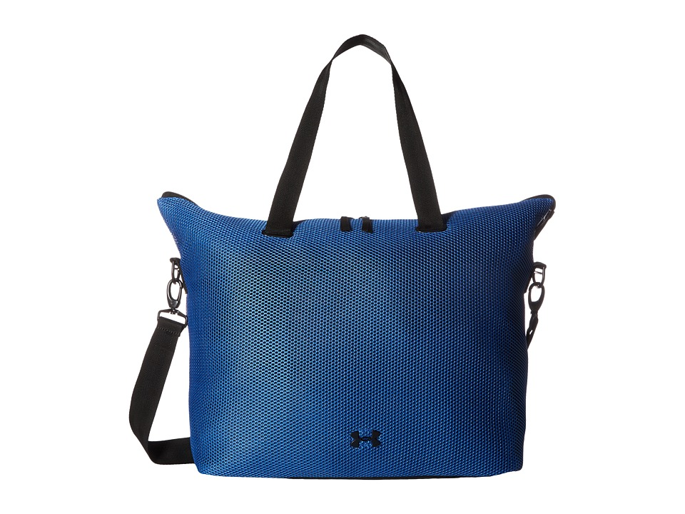 Under Armour - UA On The Run Tote (Grey) Tote Handbags