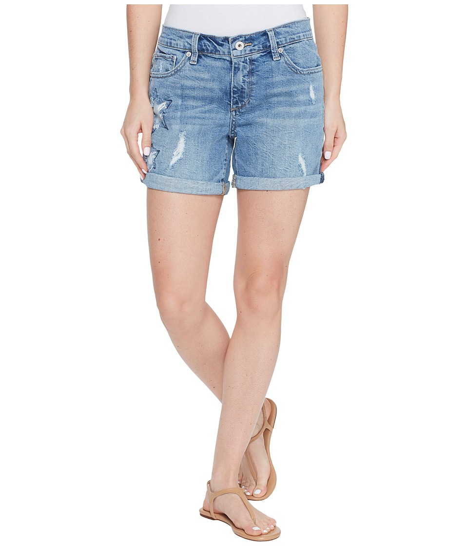 Lucky Brand The Roll Up Shorts in Spring Branch (Spring Branch) Women