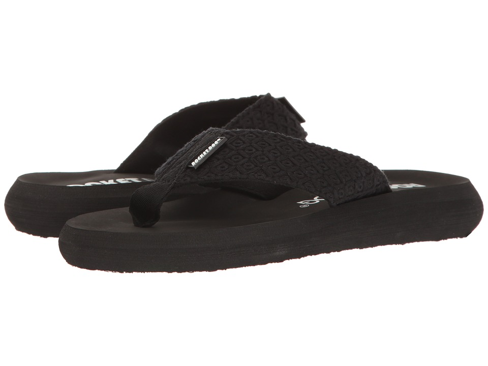Rocket Dog - Spotlight (Black Kingsley) Women's Sandals