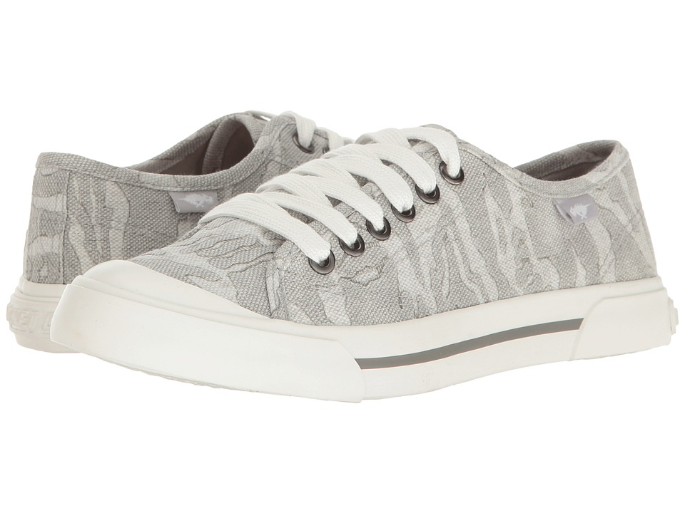 Rocket Dog - Jumpin (Grey Beach Canvas) Women's Lace up casual Shoes