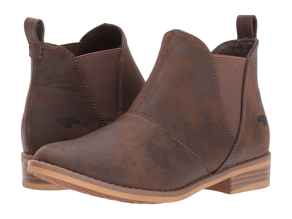 Rocket Dog - Maylon 2 (Brown Graham) Women's Boots