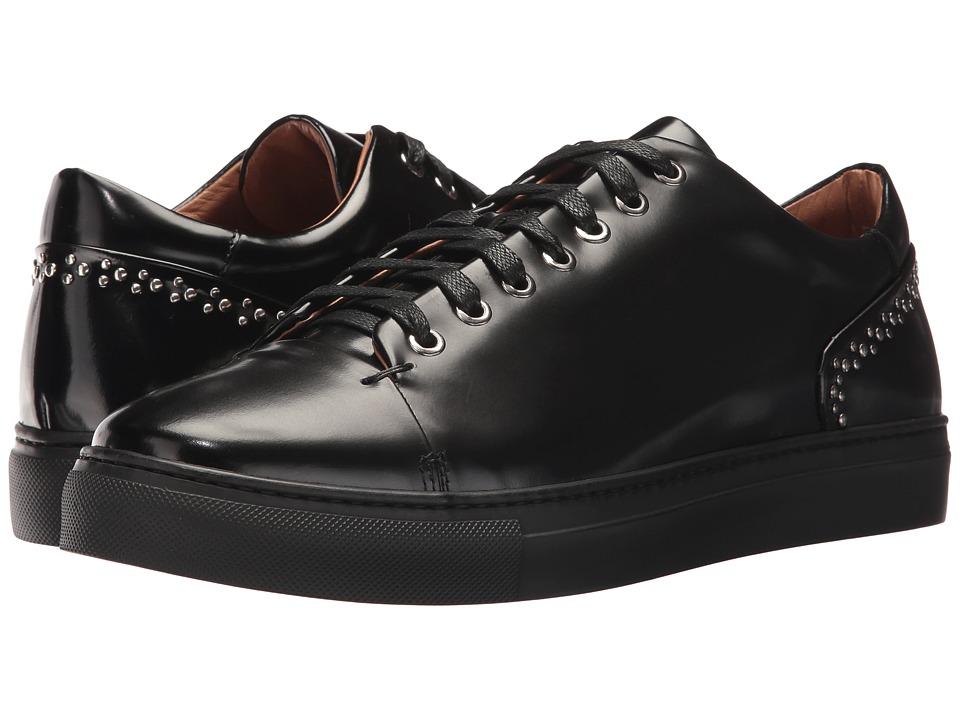 Donald J Pliner - AlbenSP-B8 (Black) Men's Shoes