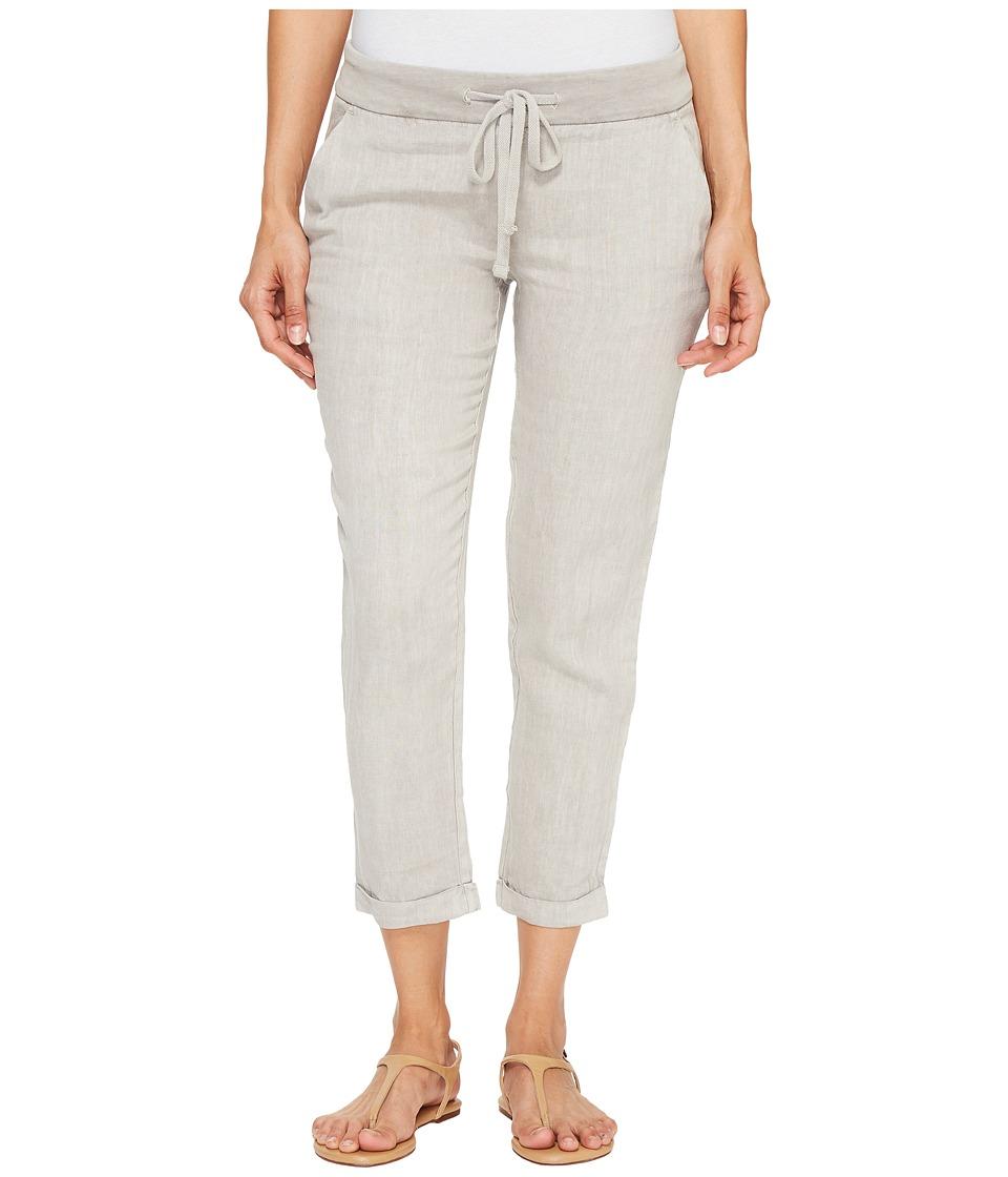 Lucky Brand - Linen Pants (Porpoise) Women's Casual Pants