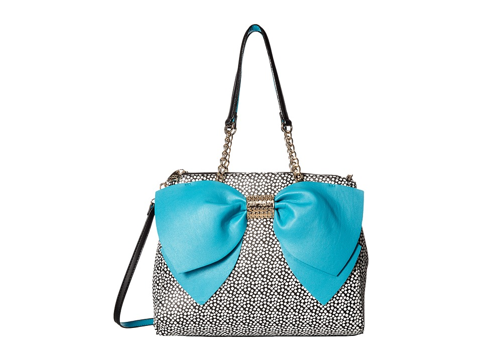 Betsey Johnson - Welcome To The Big Bow (Spot) Handbags