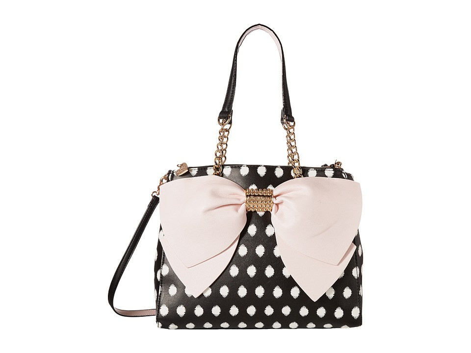 Betsey Johnson - Welcome To The Big Bow (Dot) Handbags