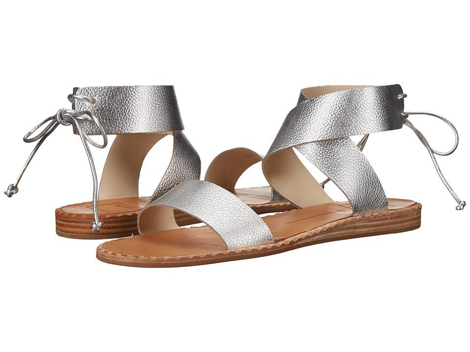 Dolce Vita Pomona (Silver Leather) Women