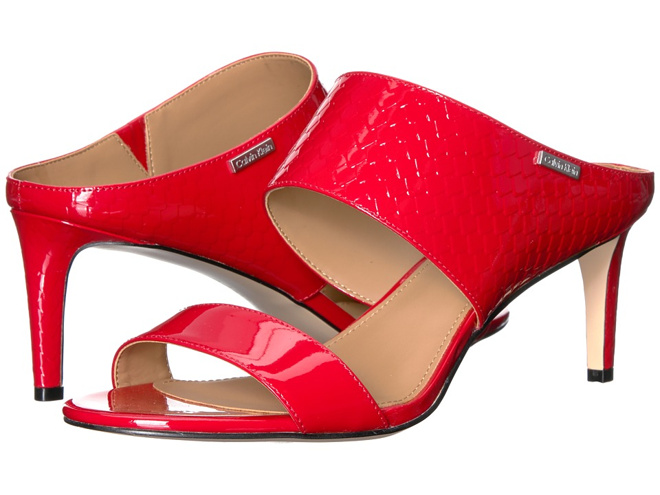 Calvin Klein - Cecily (Lipstick Red) Women's Shoes