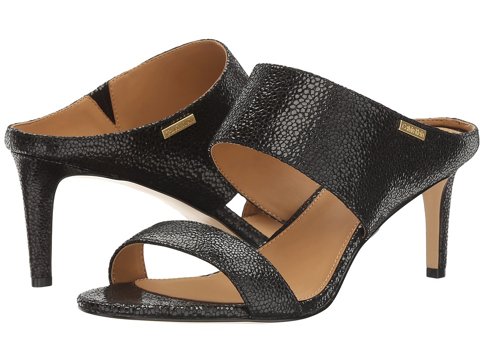 Calvin Klein - Cecily (Black) Women's Shoes