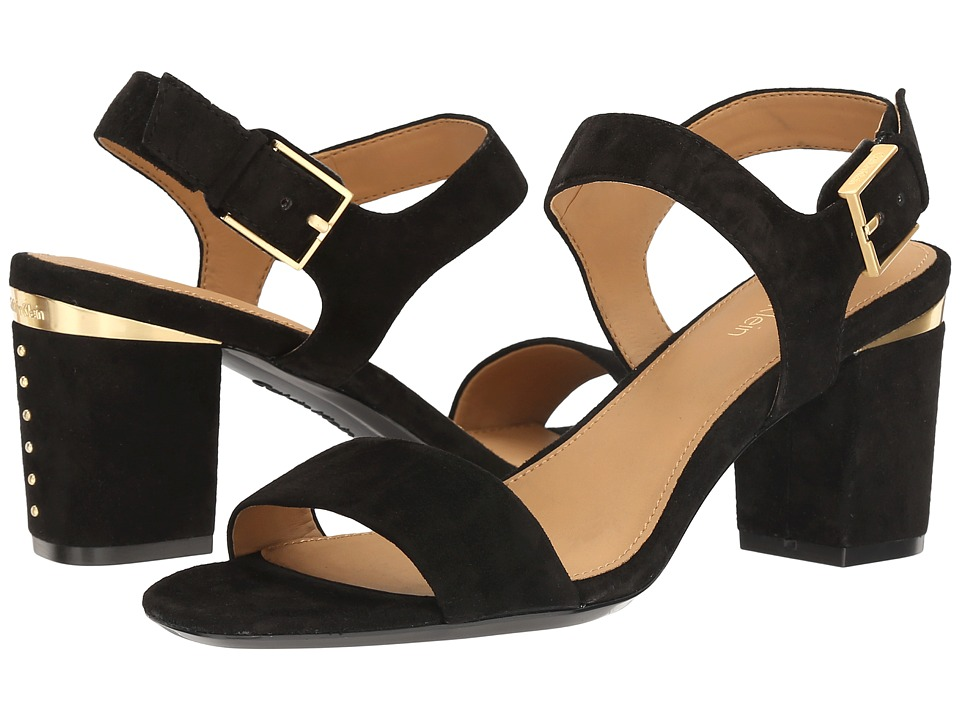 Calvin Klein - Cimalla (Black) Women's Shoes